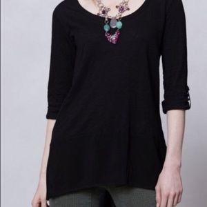 Anthropologie Left of Center Parkway Tunic